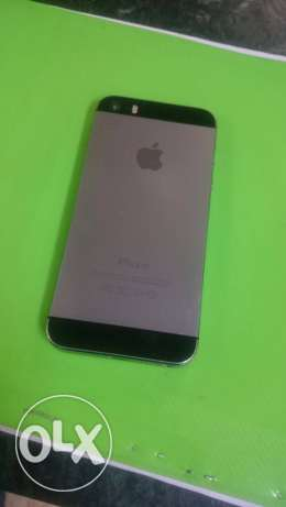 iphone 5s 64g gray space البرلس -  6