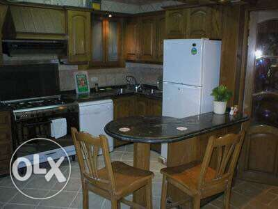 Secured location clean furniture all rooms green view, degla front CAC المعادي -  3