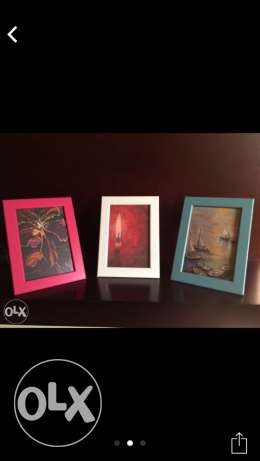 Small Picture with Frame
