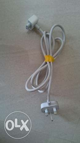 Apple power cable