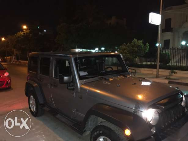 Mint Condition Wrangler 2015 full fabric -all service maintained