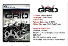 Grid Steam Code FOR SALE