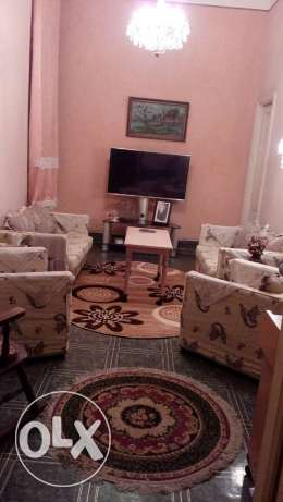 Apartment for sale with a part of land .especial location square view.