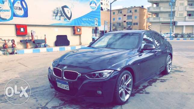 BMW 335i 2015 for sale