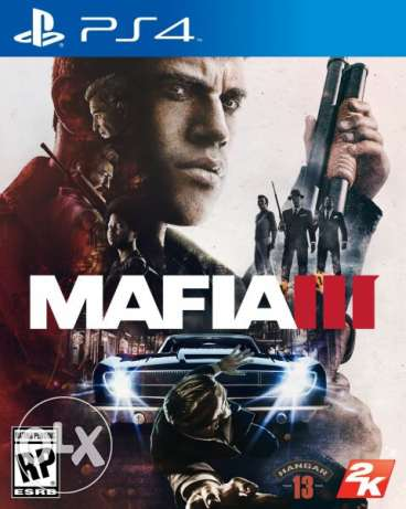 Mafia 3 PS4 for sale FINAL price سموحة -  1