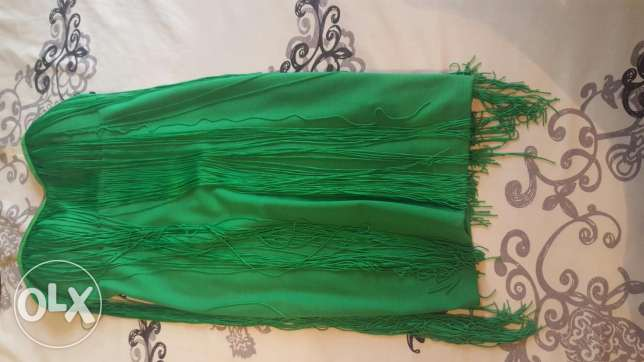 Green dress size M