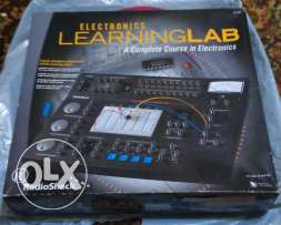 Radio Shack Electronics Learning Lab