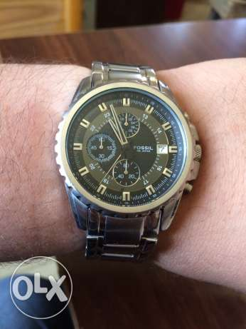 original fossil watch for sale ch-2446