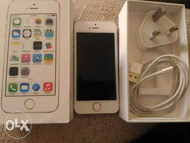 ايفون 5s 16 جيجا iphone 5s16 giga