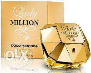 Lady Million made in France 80ml