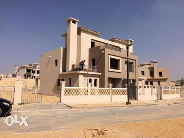 Twinhouse for Sale in Palm Hills Golf Extension - 6th of October الإسكندرية -  1