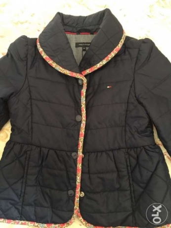 Tommy Hilfiger Original kids wear jacket for girls