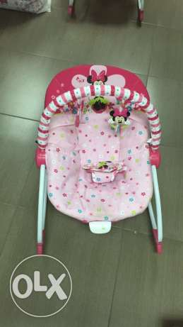 baby bouncer vibration