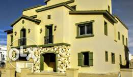 twin house for sale in Mivida emaar with installment