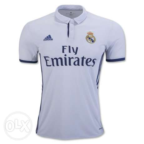 Real Madrid original kit 16/17