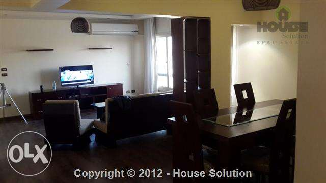 Ultra Modern Flat With New Furnished Close C.A.C For Rent In Maadi