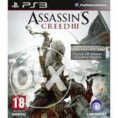 Assassin's creed 3 ps3 تبادل