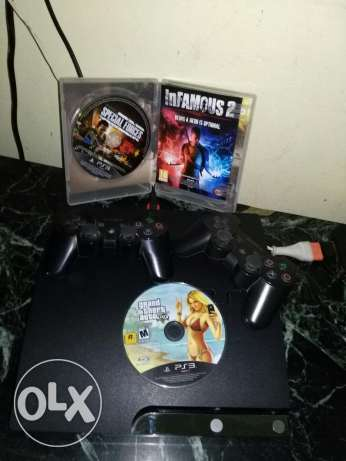 PlayStation 3 عين شمس -  1