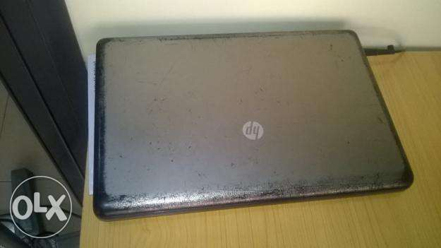 Laptop HP core i3 . ram 3 .hard 320 للبدل بموبيل فاب او ايفون ٥