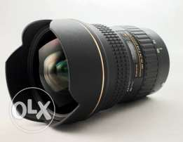 Tokina 16-28m f2.8 for nikon new with box
