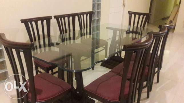 8 person Dinning Table