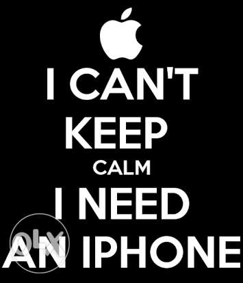 Iphone 6 or 6+ 64g is needed المنصورة -  1