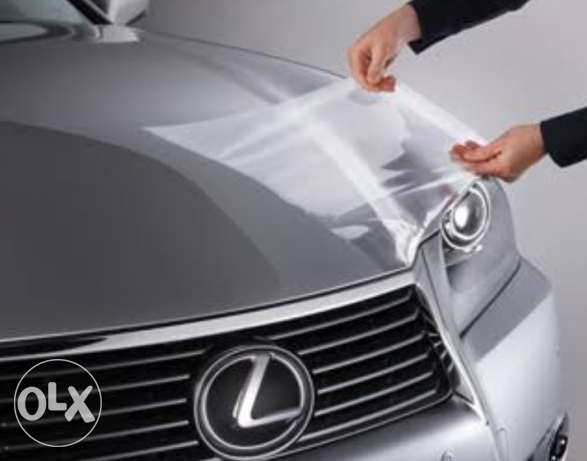 Film for protection against scratches