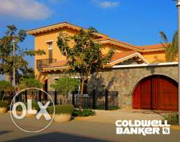Villa located in New Cairo for sale 475 m2, Up Town Cairo