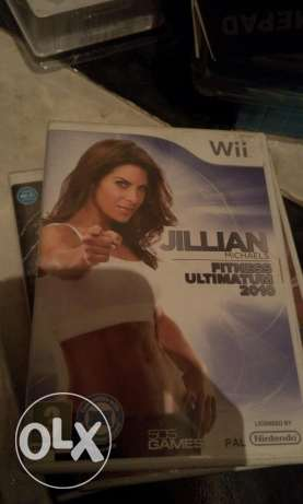 Original cd games for wii مدينة نصر -  1