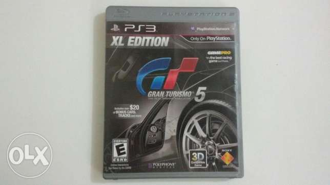 Gran Turismo 5 XL Edition-ps3 الغردقة -  1
