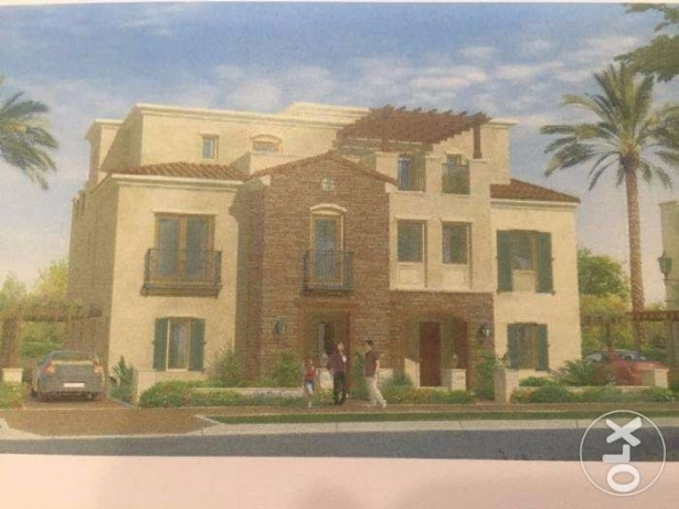 TWIN house in MIVIDA Best Price التجمع الخامس -  2