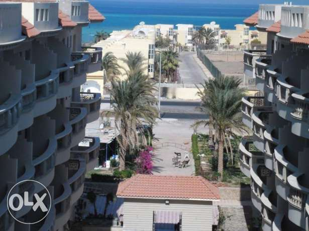 Hot Offer Apartment for sale in Nour Plaza resort 82m2 Garden view الغردقة -  2
