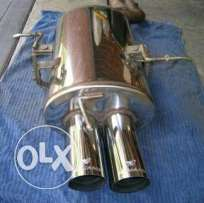 hamann exhaust for BMW