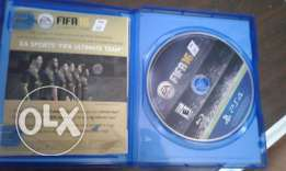 Fifa 16 for Ps4 in perfect condition