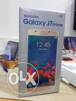 SALE : New Galaxy J7 Prime With Box And warranty Egypt