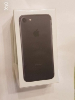 iPhone 7, black, 128 GB, 4G LTE, with Facetime