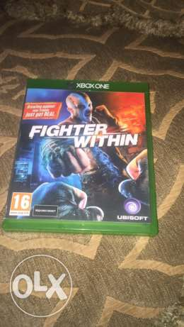 Xbox 1 games fighter within