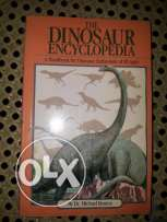 Dinosaur encyclopedia handbook