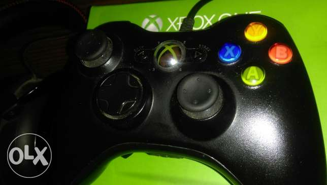 دراع أكس بوكس Xbox 360 Wired Controller for Windows & Xbox 3