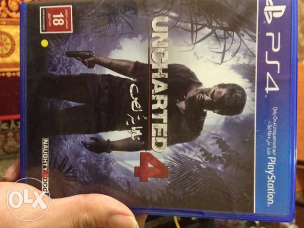 uncharted 4 عربي
