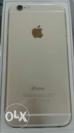 Iphone 6 16 G Gold