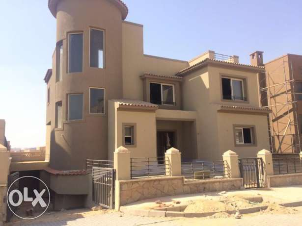VIlla for Sale in Palm Katameya PK1 Palm Hills