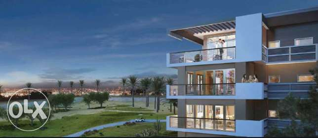 Uptown Cairo Apartment 200M Overlooking Golf