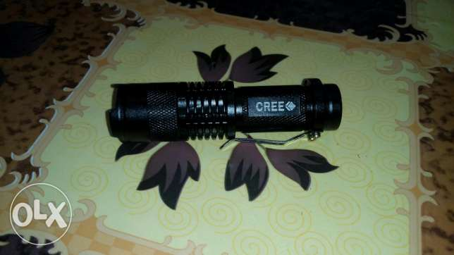 Led flashlight cree ultra fire