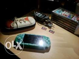 Psp sony ( PlayStation portable )