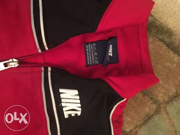 original nike training suit