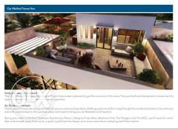 city villa for sale in westown phase5