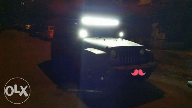 Jeepwrangler for sale شيراتون -  2