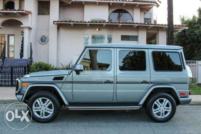 Used 2014 Mercedes-Benz G 550
