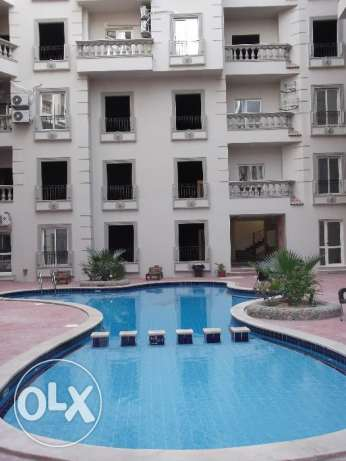 Flat 70 M - 2 Bed in Luxury Compound Front Hilton Plaza